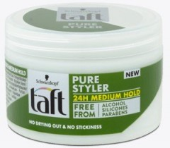 Taft gel na vlasy Medium Hold Style, 150 ml