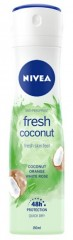 Nivea Fresh Coconut dámský antiperspirant, 150 ml