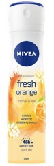 Nivea Fresh Orange dámský antiperspirant, 150 ml