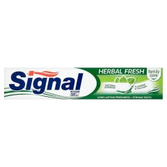 Signal Family Care Herbal fresh zubní pasta 75 ml
