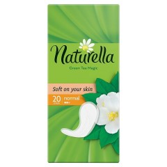 Naturella Green Tea Magic Normal daily intimky deo 20 ks/bal.