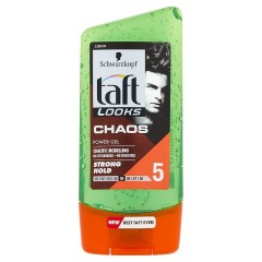 Taft Looks Chaos Look stylingový gel 150 ml