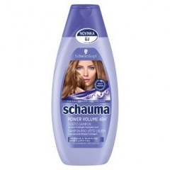 Schauma šampon  - Power Volume  400 ml