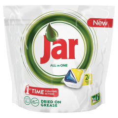Jar All in 1 Citron kapsle do myčky 24 ks