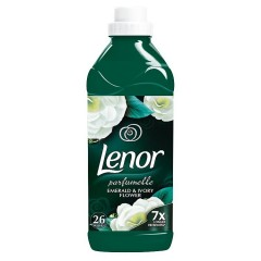 Lenor Emerald And Ivory Flower aviváž 780ml (26 praní)