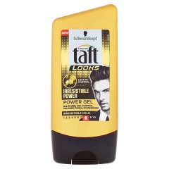 Taft Looks Irresistable Power stylingový gel 150 ml